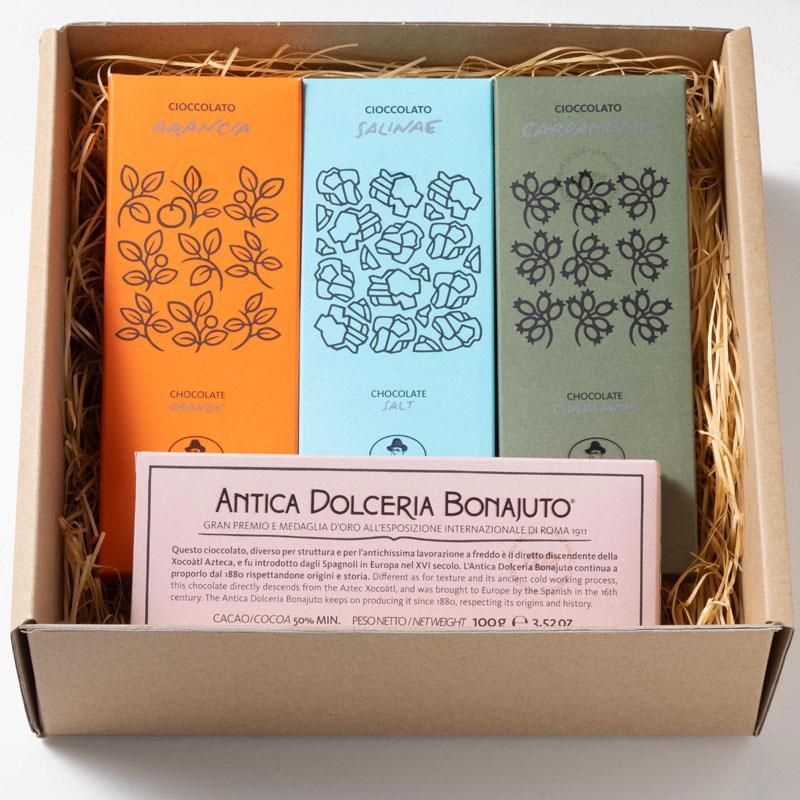 ボナイユート 古代チョコレート・定番人気セット