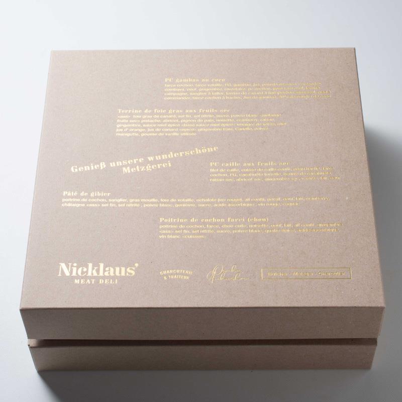 ニクラウス<br>シャリュキュトリー10種セット
