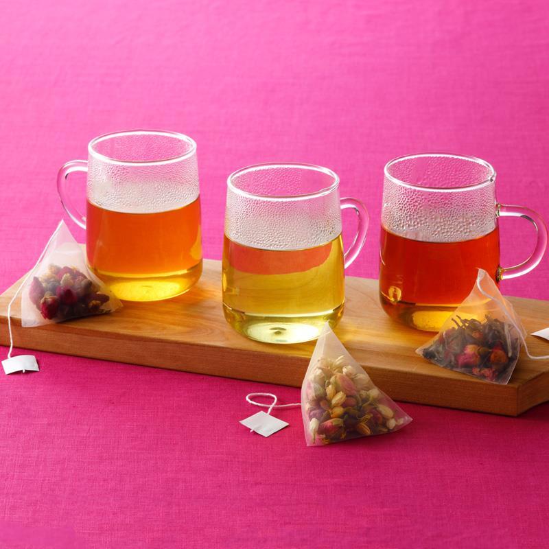 『甜蜜蜜(ティムマッマッ)』<br>花茶でしあわせ ティーバッグセット